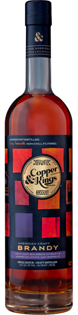 Copper & Kings Brandy Craft Distilled 750ml
